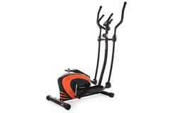 Crosstrainer orange/schwarz KS Sports 201F