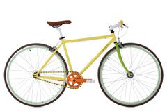 "Fixie Fitnessbike 28"" Essence gelb RH 47 cm KS Cycling"