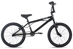 BMX Freestyle 20'' Four schwarz KS Cycling