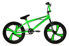BMX Freestyle 20'' Cobalt grün KS Cycling