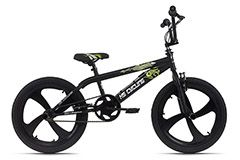 BMX Freestyle 20'' Daemon schwarz KS Cycling