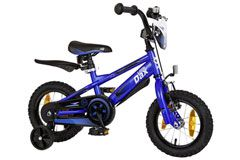 Bachtenkirch Kinderfahrrad 12,5'' Little Dax Timmy blau RH 20 cm