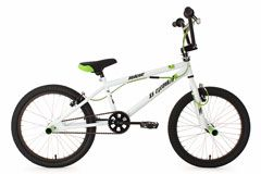BMX Freestyle 20'' Hedonic weiß KS Cycling