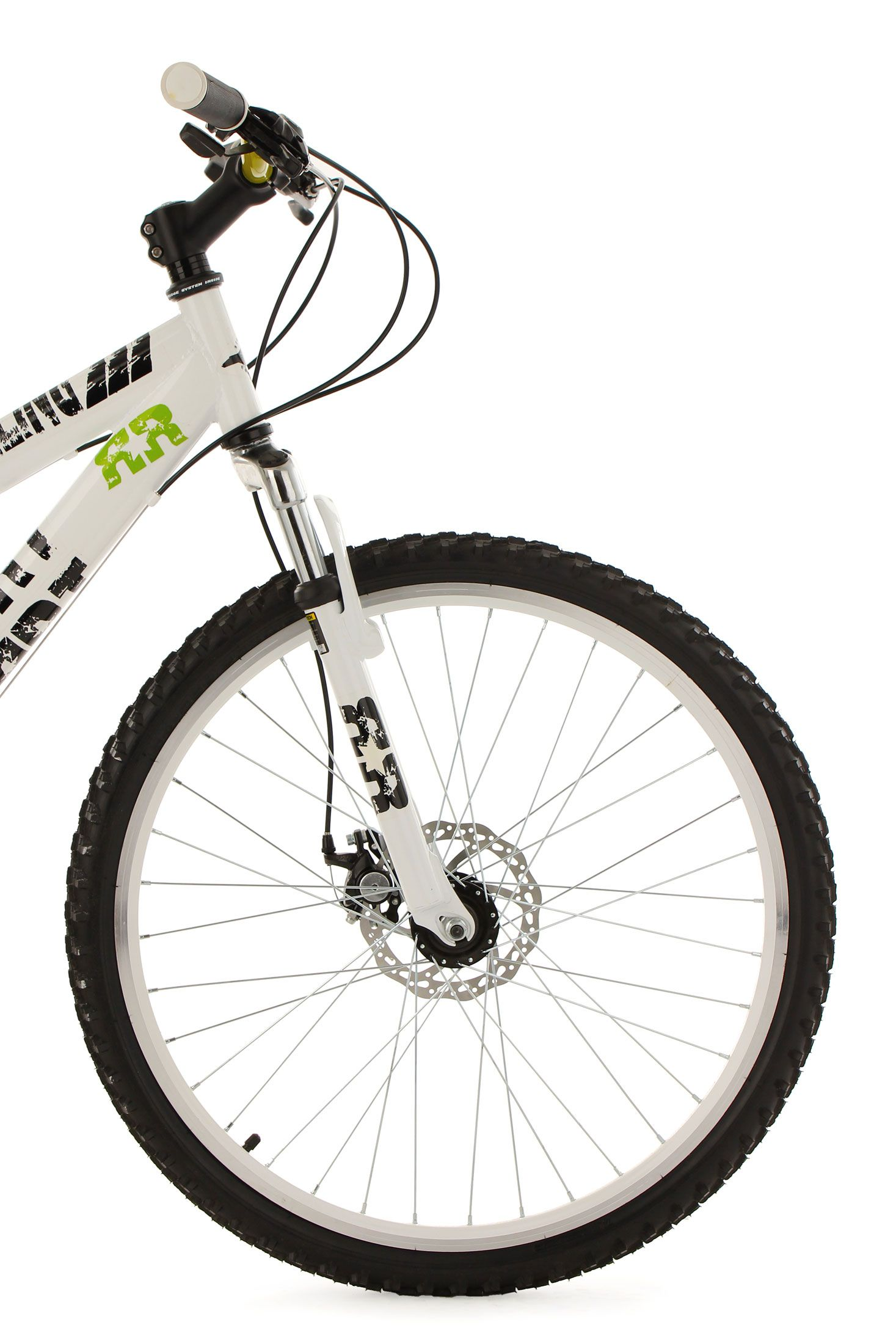 Mountainbike Dirt 26 Dirrt Weiss Rh 34 Cm Ks Cycling